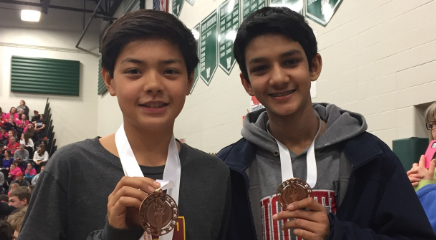 NAMS Science Olympiad starts season with BIG WINS!