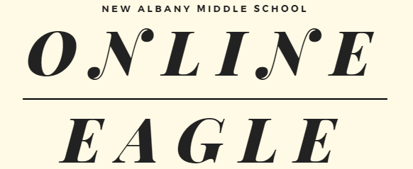 NAMS Newspaper masthead