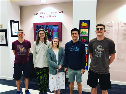 National Merit Finalists 2019