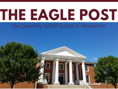 Check out the October 2019 edition of The Eagle Post
