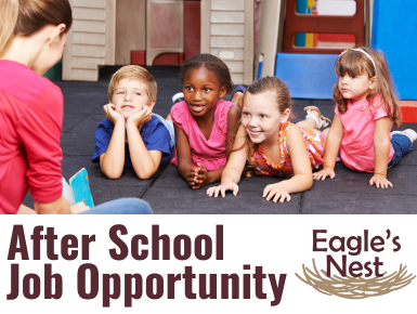 Eagles Nest Job Opportunity for Students