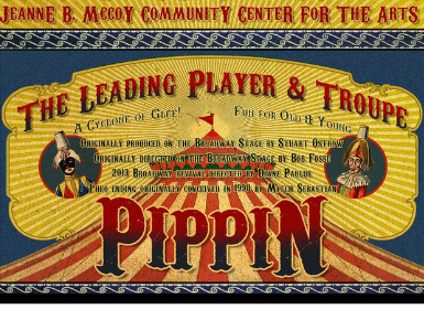 NAHS Theatre Presents PIPPIN
