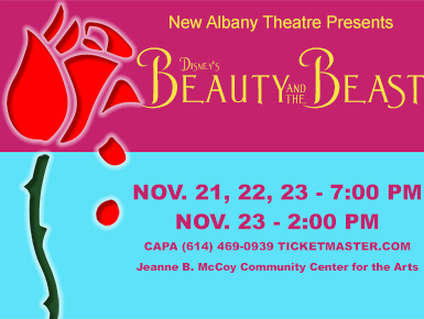 NAHS Theatre presents the classic Disney musical Beauty and the Beast