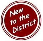New to District