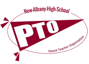 New Albany High School Parent Teacher Organization Logo
