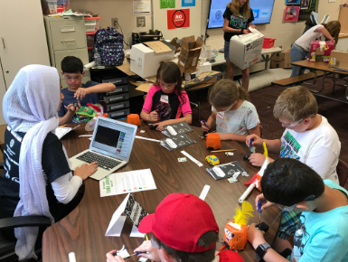 In the News: Camp Invention creates summer learning opportunities in New Albany