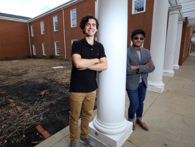 In the News: Students will cultivate effort to restore high school's Memorial Grove