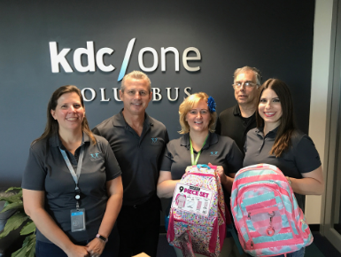 Thank you KDC One Columbus for Supporting NAPLS Students