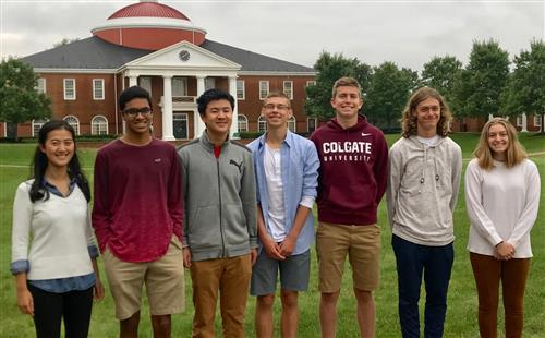 Congratulations to Our National Merit Scholars