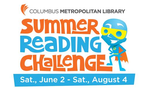 Summer Reading Program graphic