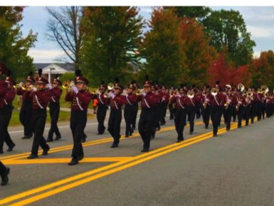 NAHS Marching Band Festival - Oct. 12