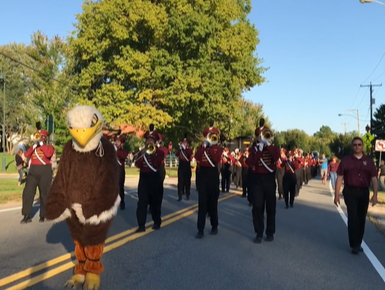 Homecoming Parade - Show Your Community Spirit!