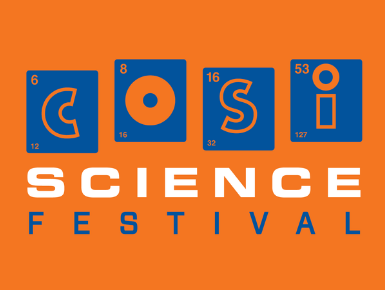 COSI Science Fest - May 4