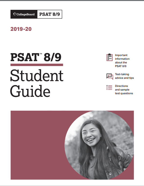 PSAT 8/9 Student Guide