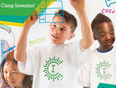 Camp Invention Returns June 1-5, 2020