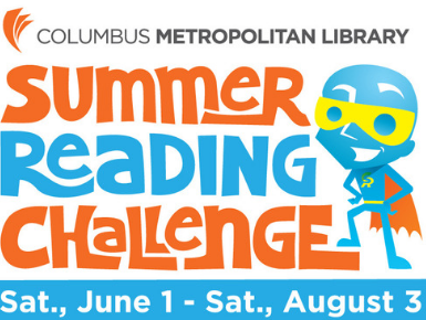 NAPLS joins Columbus Metropolitan Library to encourage students to sign up for Summer Reading Challenge