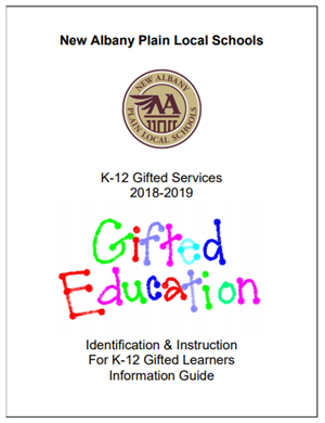 Gifted Information Guide