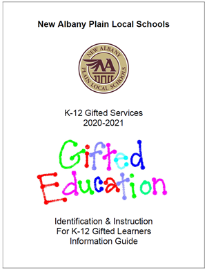 Gifted Education Guide Cover
