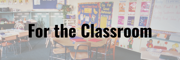 For the Classroom Header