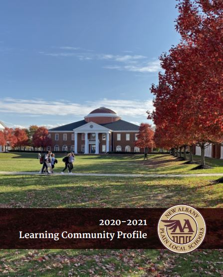 Learning community profile cover