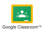 Teacher website link for Google Classroom