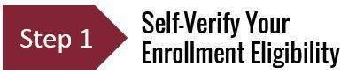 Verify Enrollment Eligibility