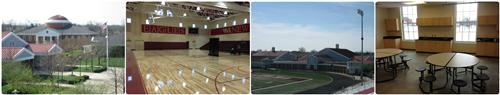 Collage of Usable Facilities at NAPLS