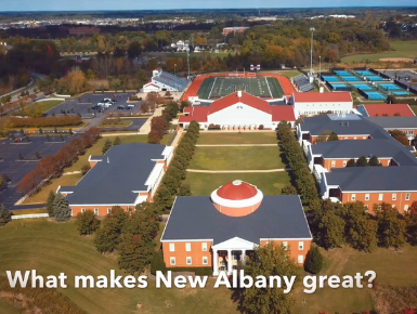 What makes New Albany great?