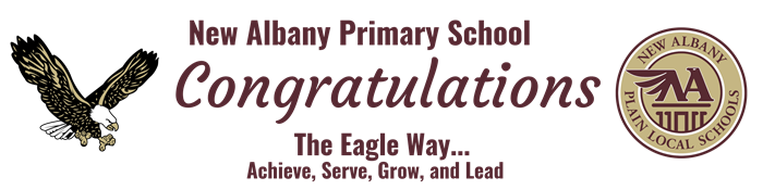 Primary Congrats Banner