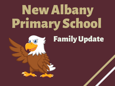 New Albany Primary Family Updates