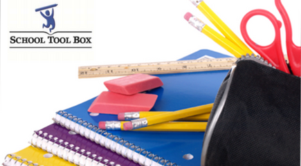 School Tool Box Image