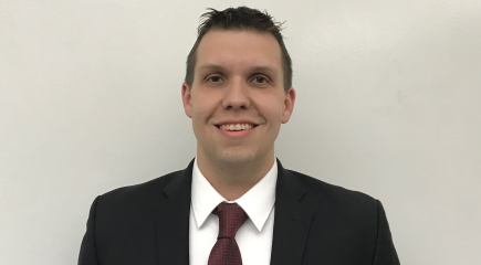 Patrick Garrity to Join NAIS as Assistant Principal