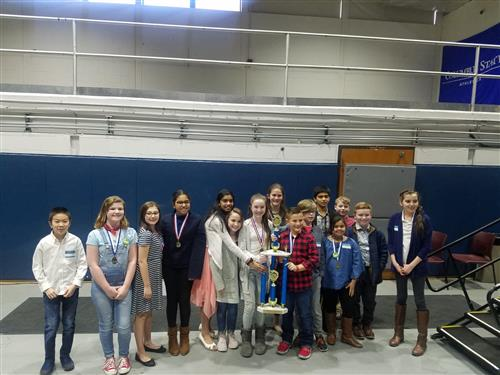Superior Science Fair winners