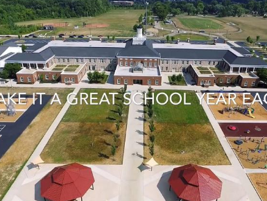 Welcome to New Albany Intermediate School - Virtual Tour!