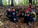 Middle School Adventure Club at the Nature Preserve