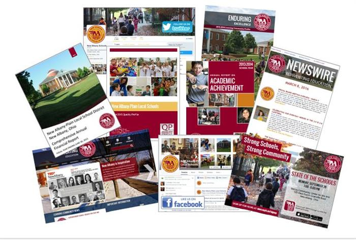 Publications Collage